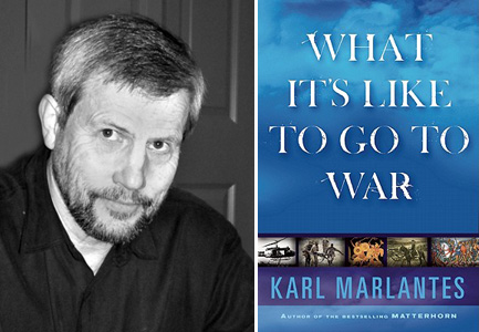 Robert Taylor Brewer reviews the book What It's Like To Go To War by Karl Marlantes